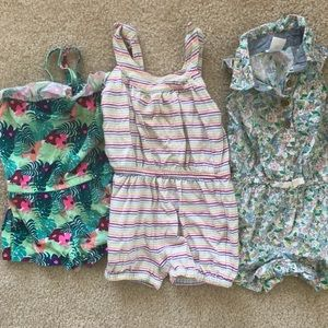 Other - 18 month spring romper lot